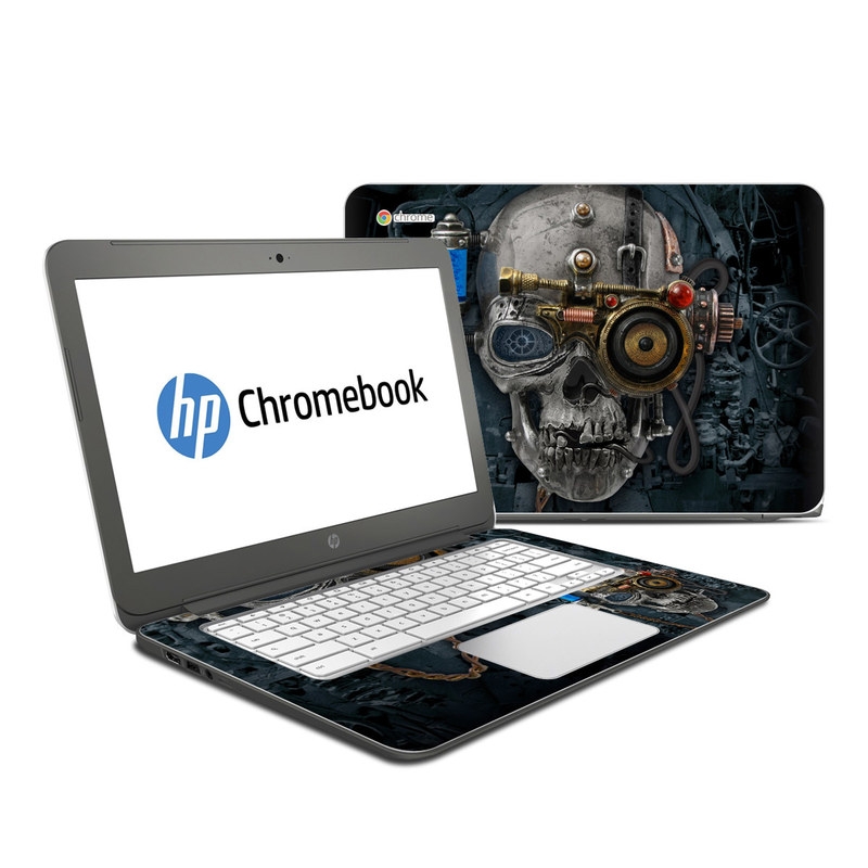 Necronaut HP Chromebook 14 Skin