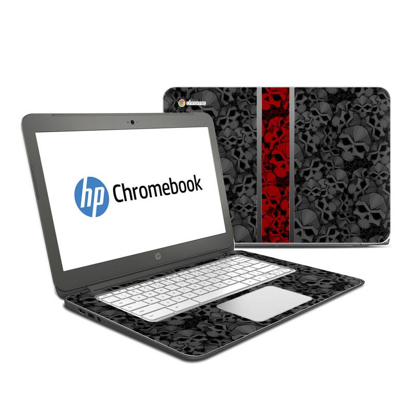 Nunzio HP Chromebook 14 Skin