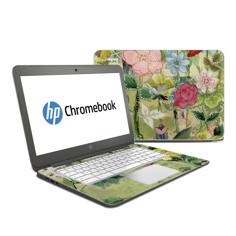 Nurture HP Chromebook 14 Skin