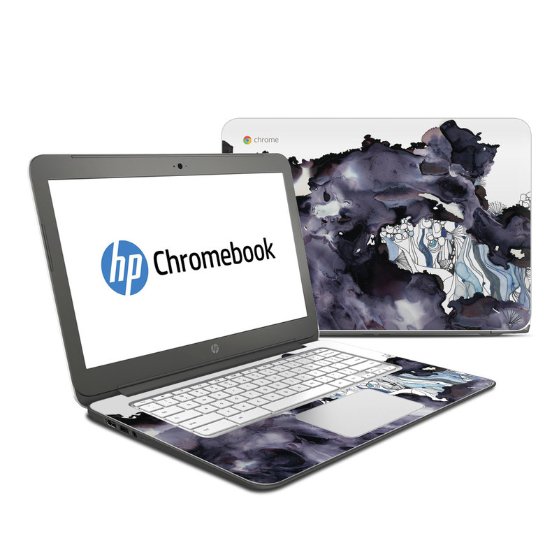 Ocean Majesty HP Chromebook 14 Skin