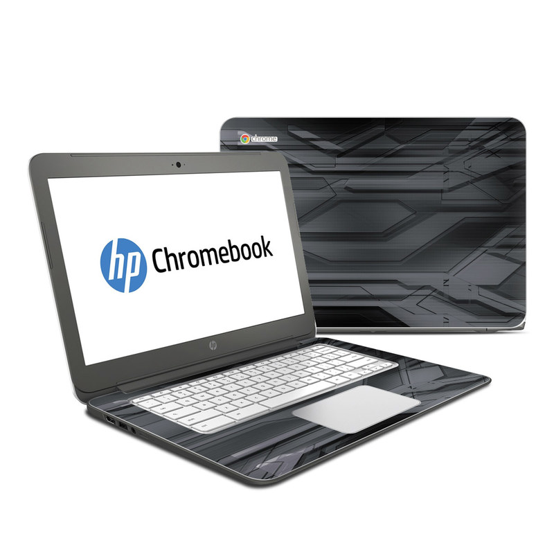 Plated HP Chromebook 14 Skin