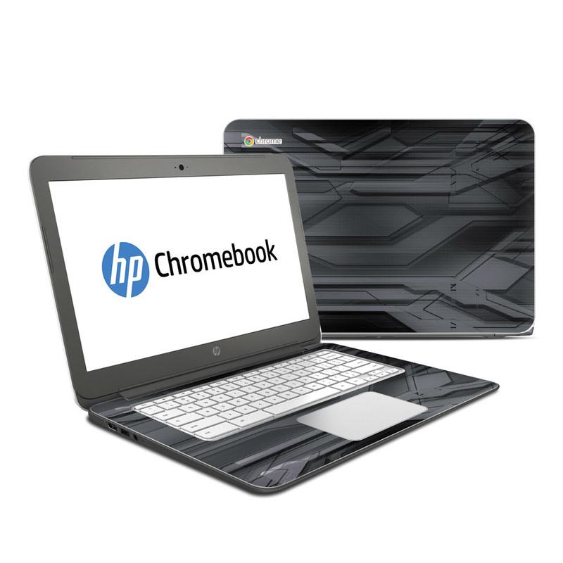 Plated HP Chromebook 14 Skin
