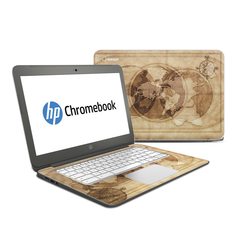 Quest HP Chromebook 14 Skin
