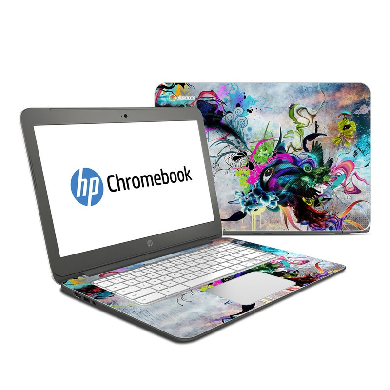 Streaming Eye HP Chromebook 14 Skin