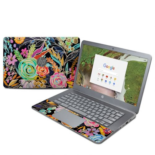 My Happy Place HP Chromebook 14 G5 Skin
