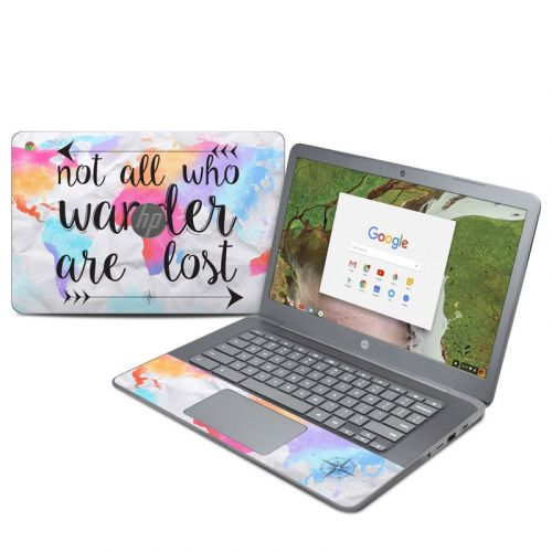 Wander HP Chromebook 14 G5 Skin