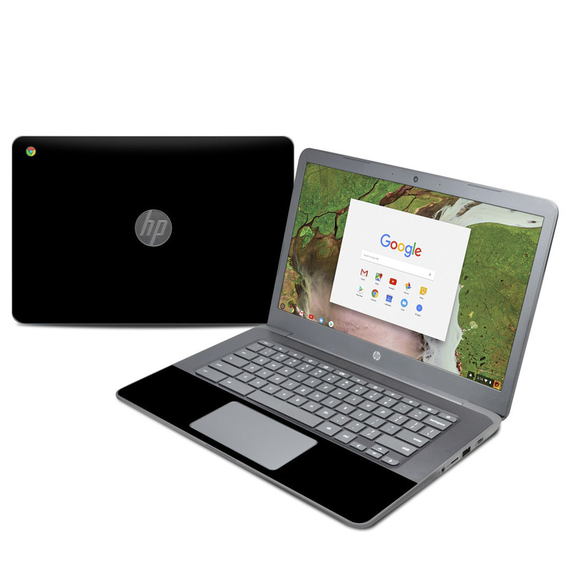 HP Chromebook 14 G5 Skin design of Black, Darkness, White, Sky, Light, Red, Text, Brown, Font, Atmosphere with black colors