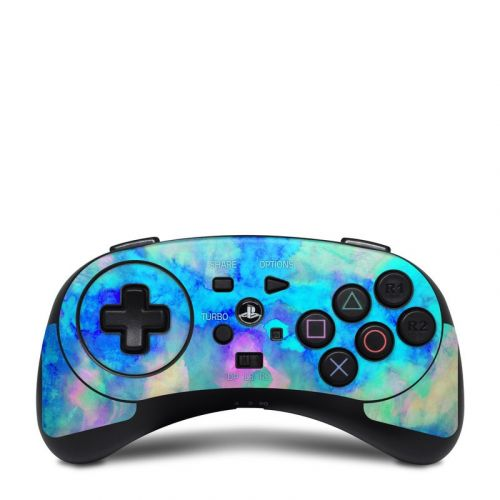 Electrify Ice Blue HORI Fighting Commander Skin