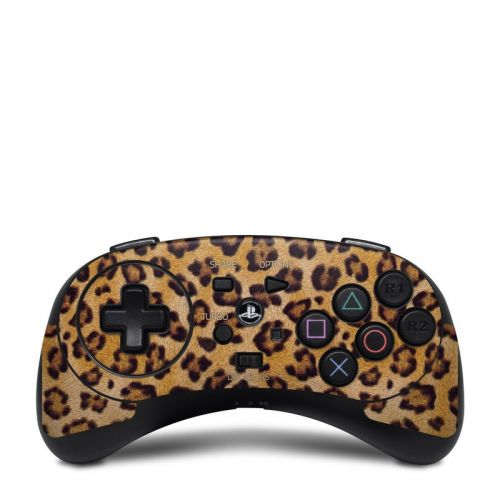 Leopard Spots HORI Fighting Commander Skin