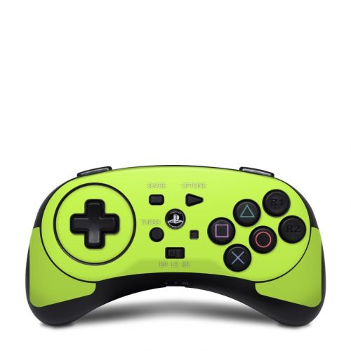 Solid State Lime HORI Fighting Commander Skin