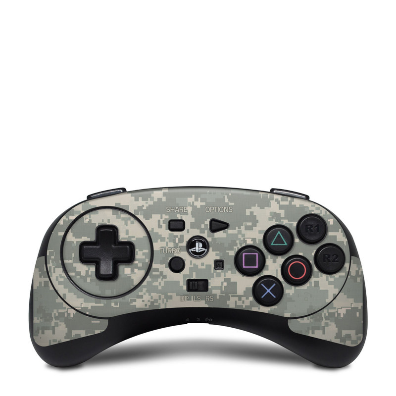 HORI Fighting Commander Skin design of Military camouflage, Green, Pattern, Uniform, Camouflage, Design, Wallpaper with gray, green colors