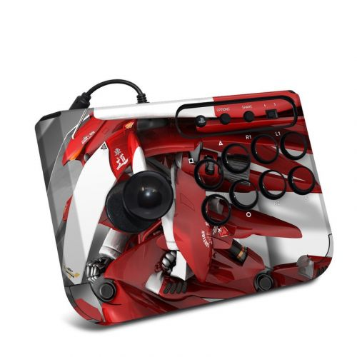 Gundam Light HORI Fighting Stick Mini 4 Skin