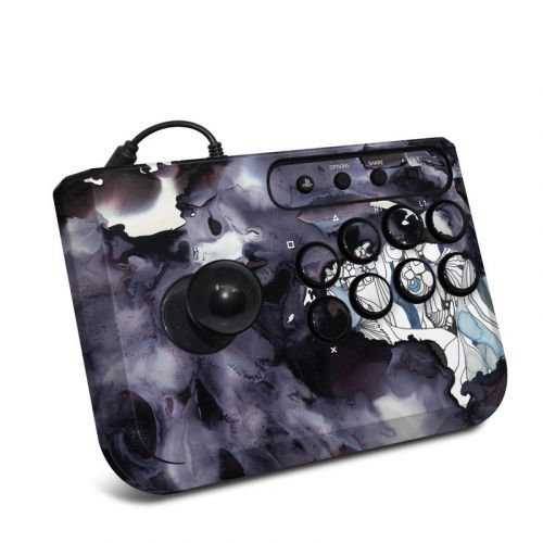Ocean Majesty HORI Fighting Stick Mini 4 Skin
