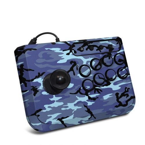 Sky Camo HORI Fighting Stick Mini 4 Skin