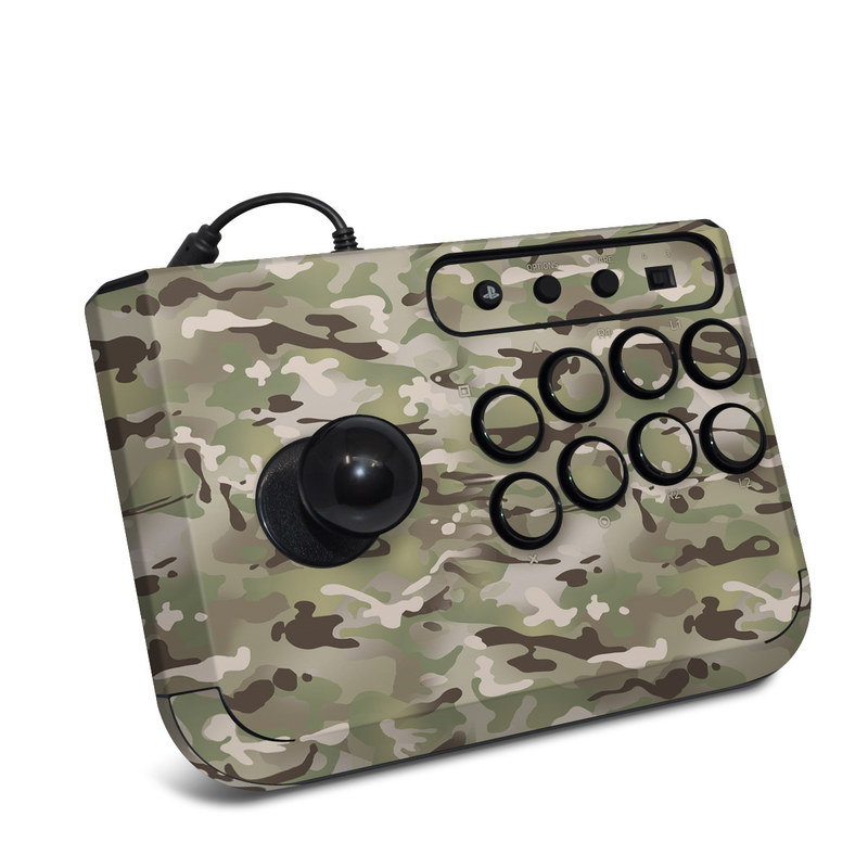 FC Camo HORI Fighting Stick Mini 4 Skin