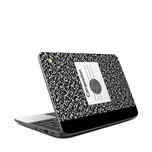 Composition Notebook HP Chromebook 11 G7 Skin