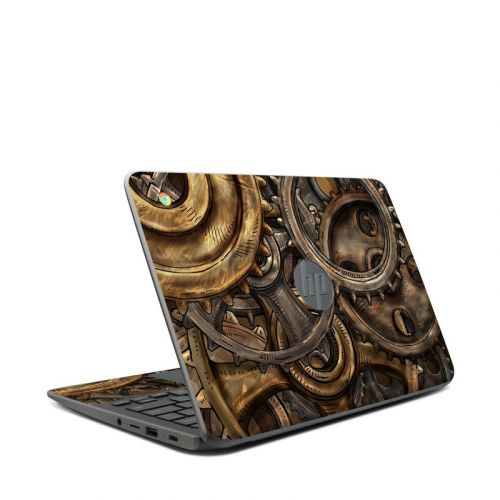 Gears HP Chromebook 11 G7 Skin