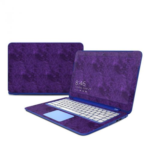 Purple Lacquer HP Stream 13 Skin