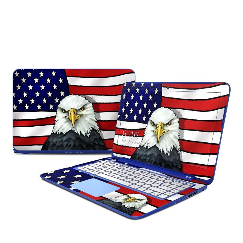 American Eagle HP Stream 13 Skin