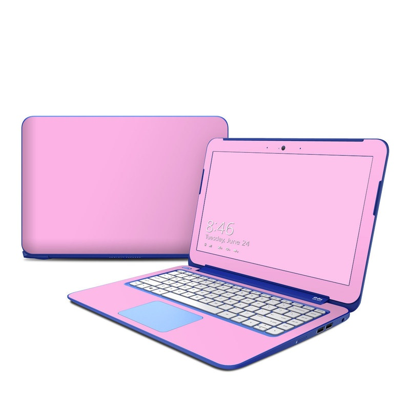 Solid State Pink HP Stream 13 Skin