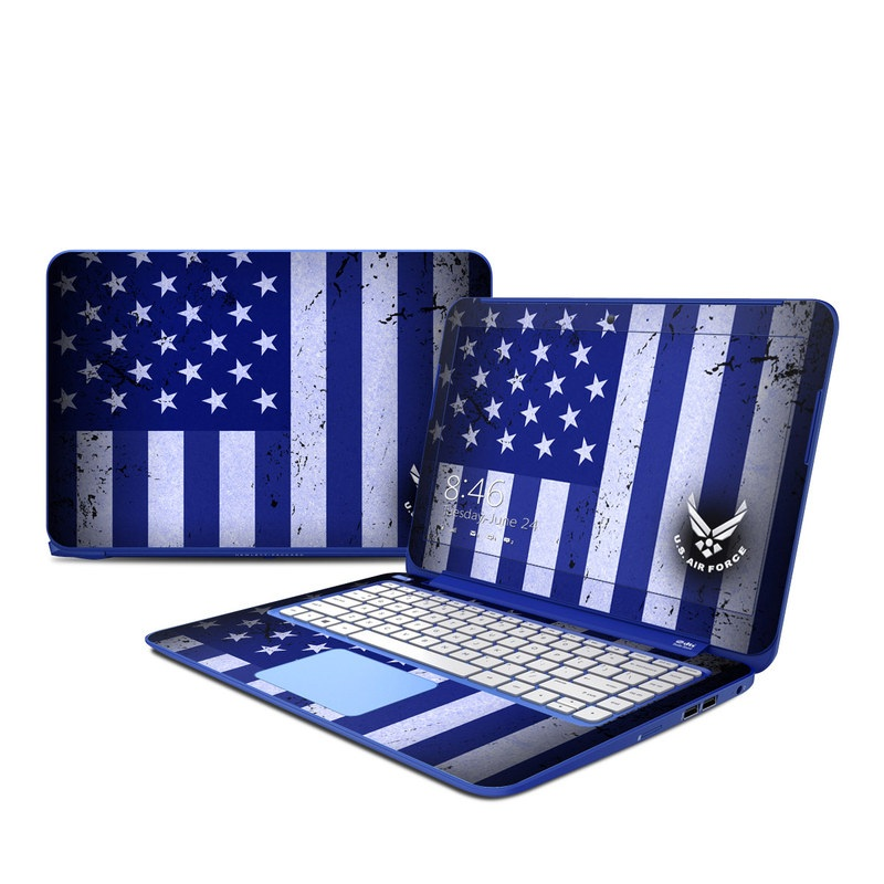 USAF Flag HP Stream 13 Skin