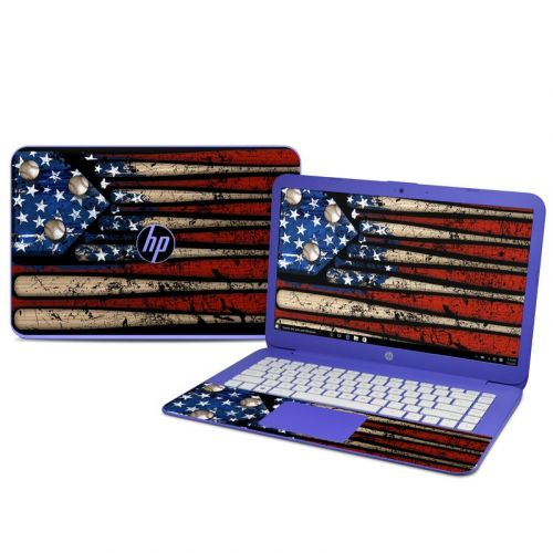 Old Glory HP Stream 14 Skin
