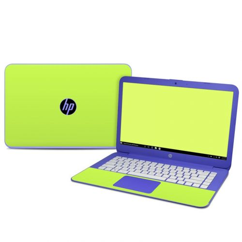 Solid State Lime HP Stream 14 Skin