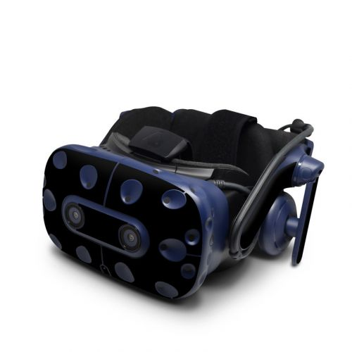 Solid State Black HTC VIVE Pro Skin