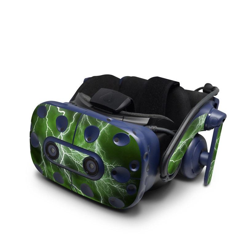 Apocalypse Green HTC VIVE Pro Skin