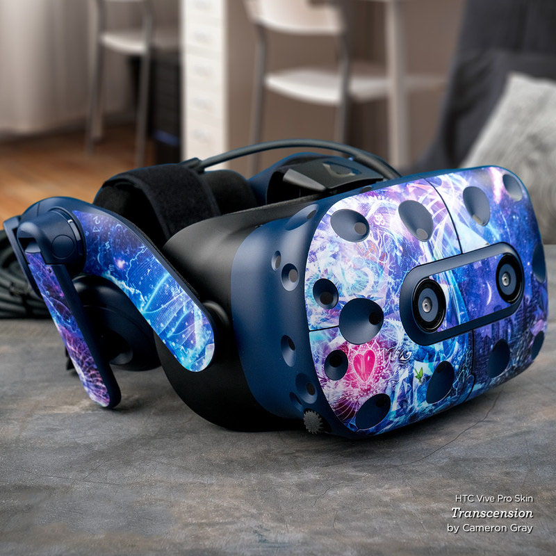 Skin Decal Wrap for HTC Vive cover sticker skins