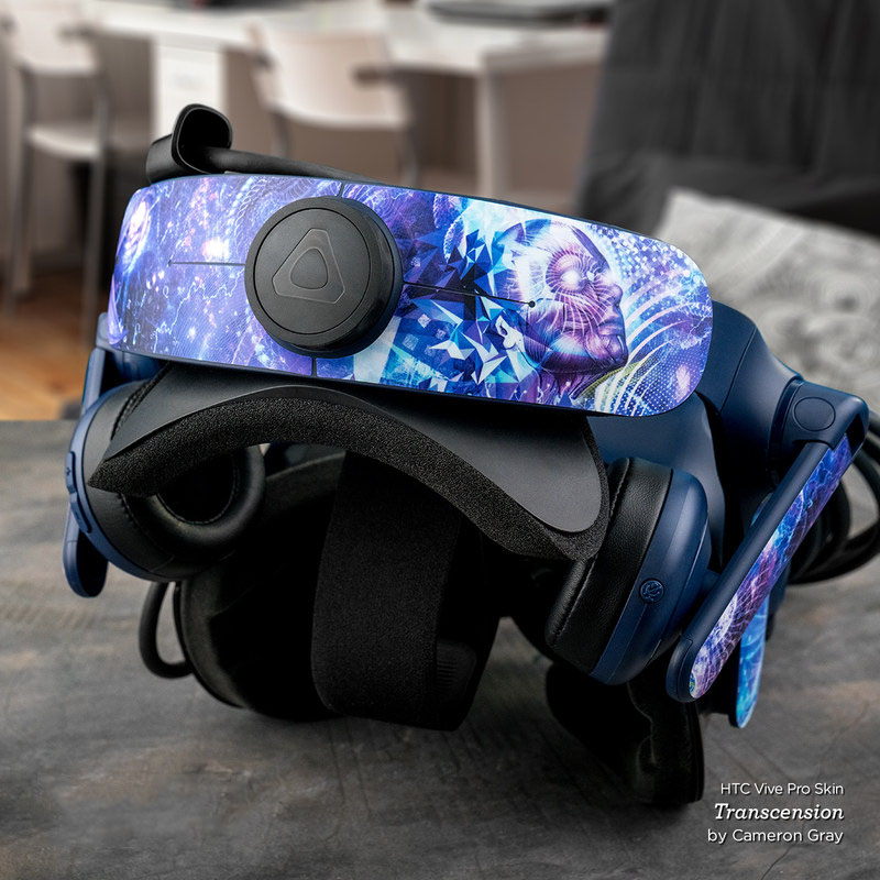Abstract Skin For HTC VIVE Pro Full Coverage | Protective