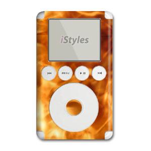 Firestarter iPod 3rd Generation Skin
