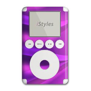 Lilac Petals iPod 3rd Generation Skin