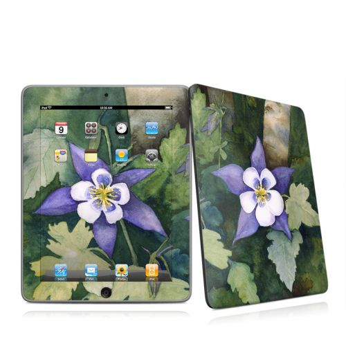 Colorado Columbines iPad 1st Gen Skin