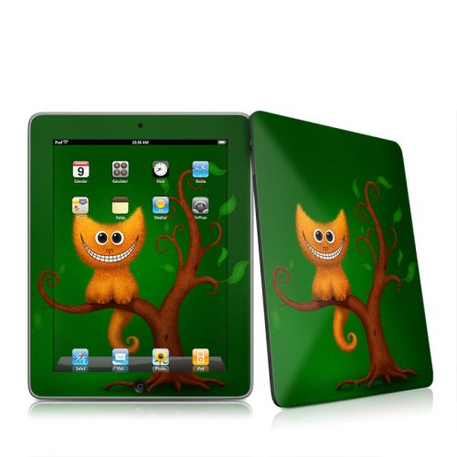 Cheshire Kitten iPad 1st Gen Skin