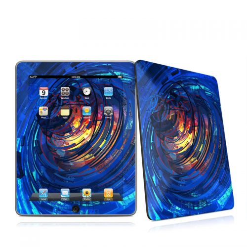 Clockwork iPad 1st Gen Skin