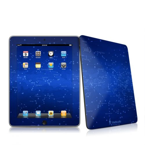 Constellations iPad 1st Gen Skin