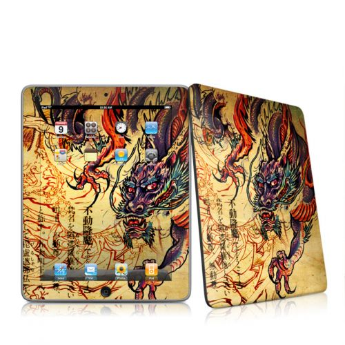 Dragon Legend iPad 1st Gen Skin