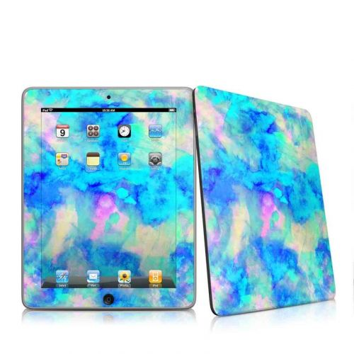 Electrify Ice Blue iPad 1st Gen Skin