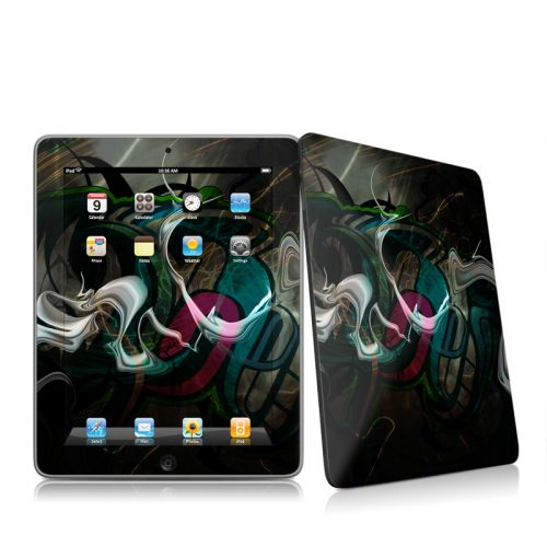 Graffstract iPad 1st Gen Skin
