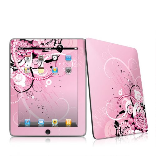 Her Abstraction iPad 1st Gen Skin