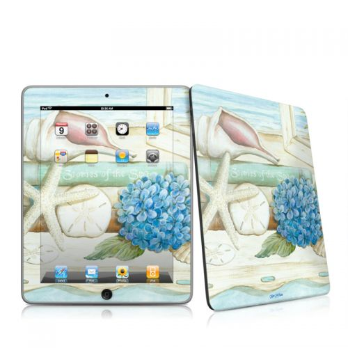 Stories of the Sea iPad 1st Gen Skin