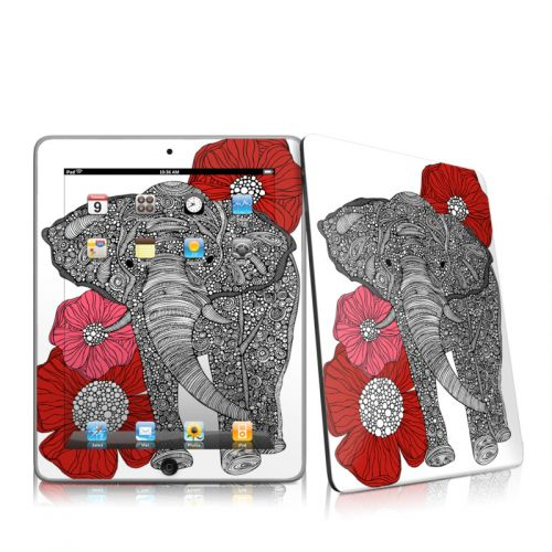 The Elephant iPad 1st Gen Skin