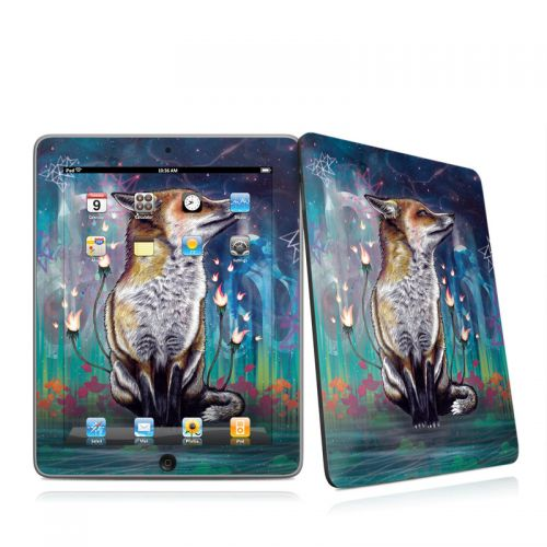 There is a Light iPad 1st Gen Skin