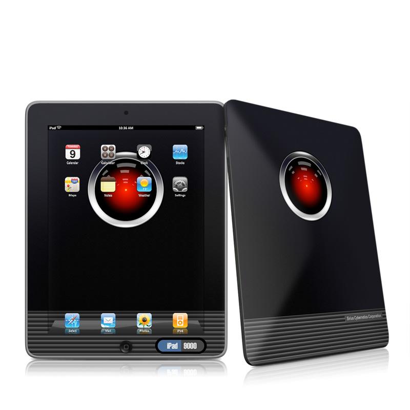 9000 iPad 1st Gen Skin