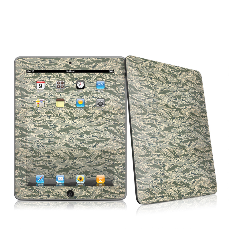ABU Camo iPad 1st Gen Skin