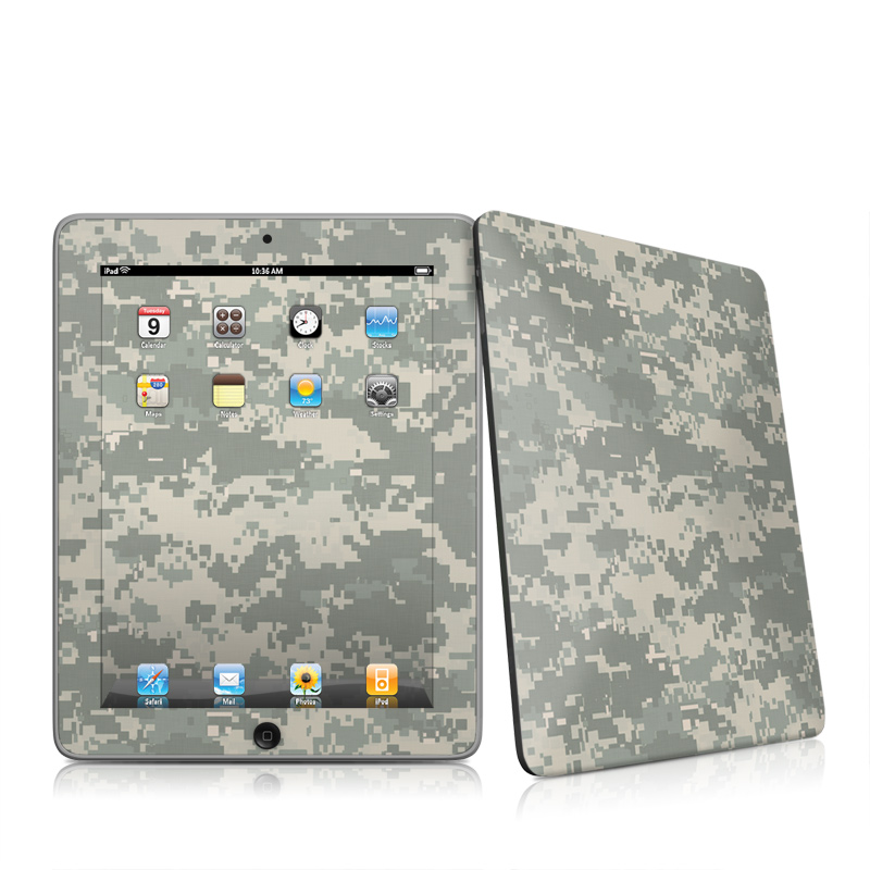 ACU Camo Apple iPad 1st Gen Skin