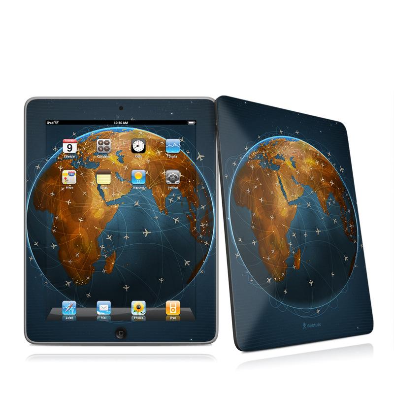 Airlines iPad 1st Gen Skin