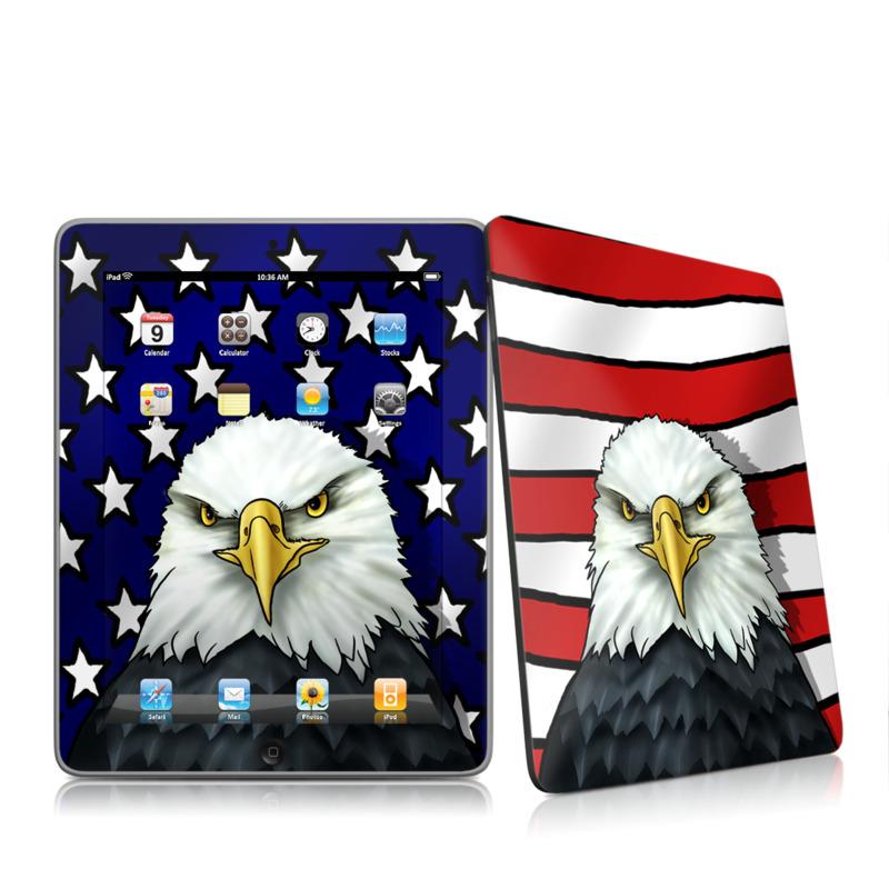 American Eagle iPad 1st Gen Skin