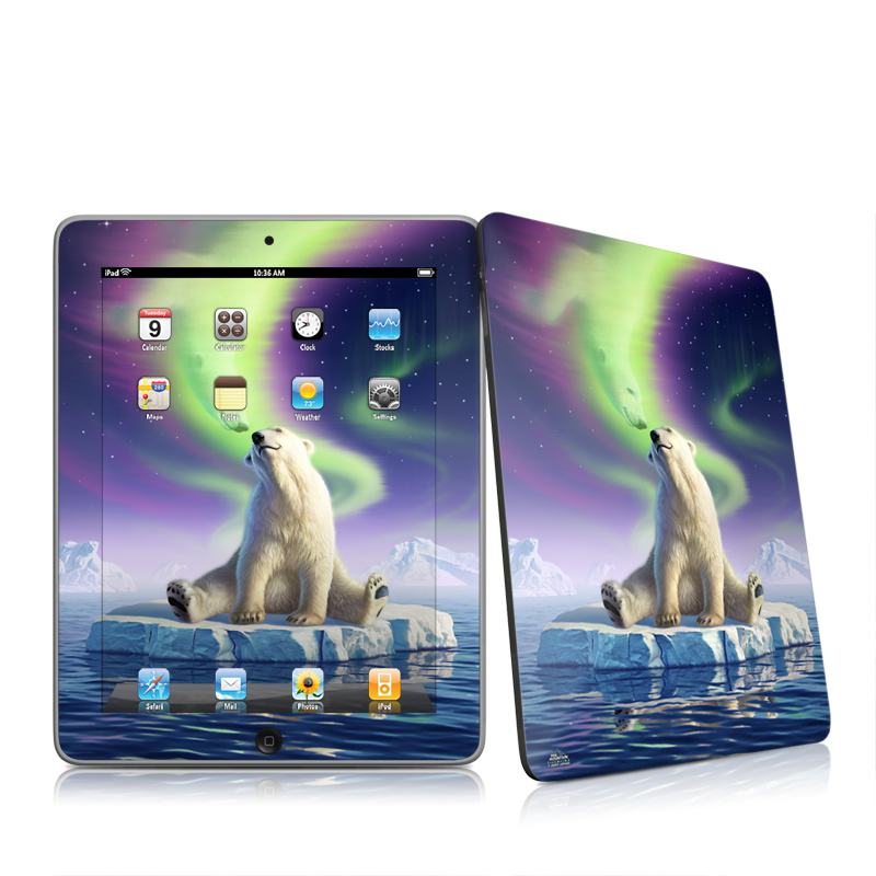 Arctic Kiss Apple iPad 1st Gen Skin